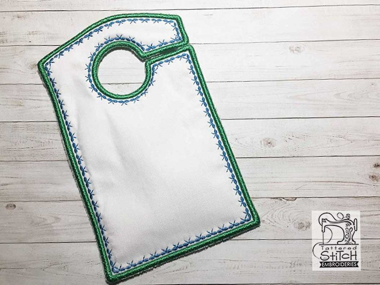 Blank Closet Organizer Fits A 5x7 Hoop Machine Embroidery Designs Tattered Stitch Embroideries
