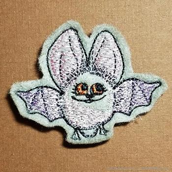 Adorable Bat Feltie - Embroidery Designs