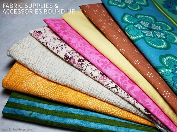 Fabric Supplies and Accessories Round-up - Tattered Stitch
