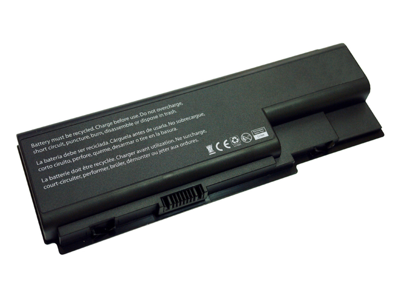 Acer Aspire 5520, 5710, 5720 6 cell battery