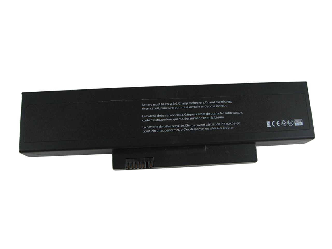 Fujitsu Esprimo Mobile V5515 V5535 battery