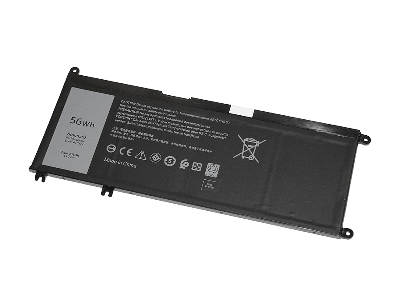 Battery for DELL INSPIRON 7577, 15 7577 / NRG33YDH