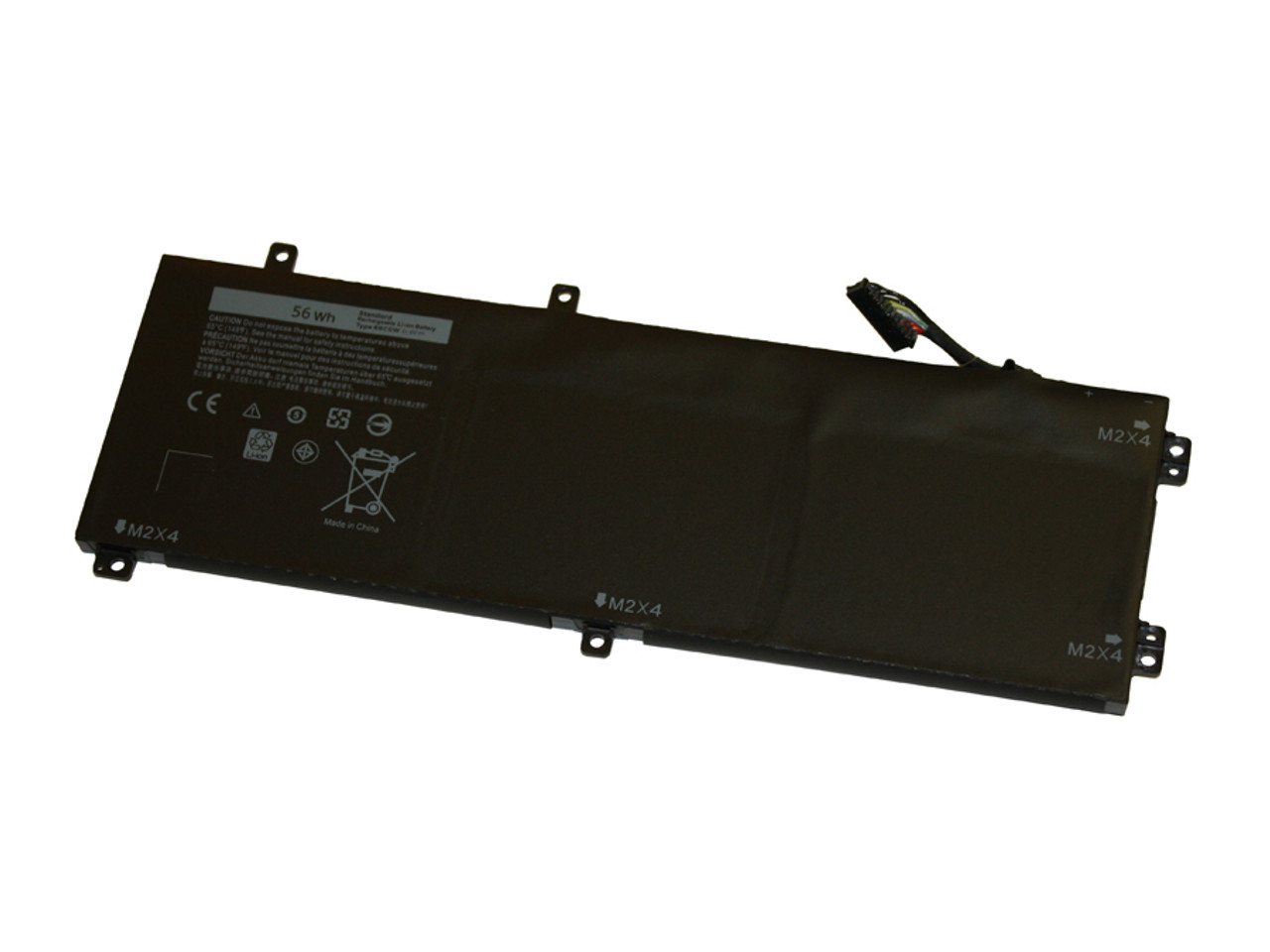 Replacement Battery for DELL XPS 15 9550, 15 9560, 15 9570