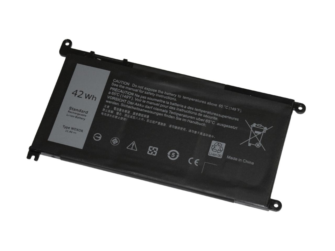 Battery for DELL Inspiron 13 5368, 15 5565, 17 5765; Latitude 13 3379; Vostro 14 5468