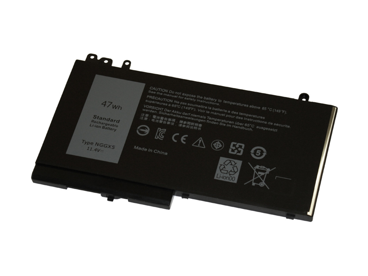 Replacement  Battery for DELL Latitude E5270, E5470, E5570