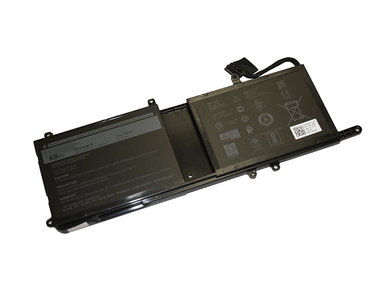 Replacement  Battery for DELL Alienware 17 R5, 15 R4, 17 R4, 15 R3
