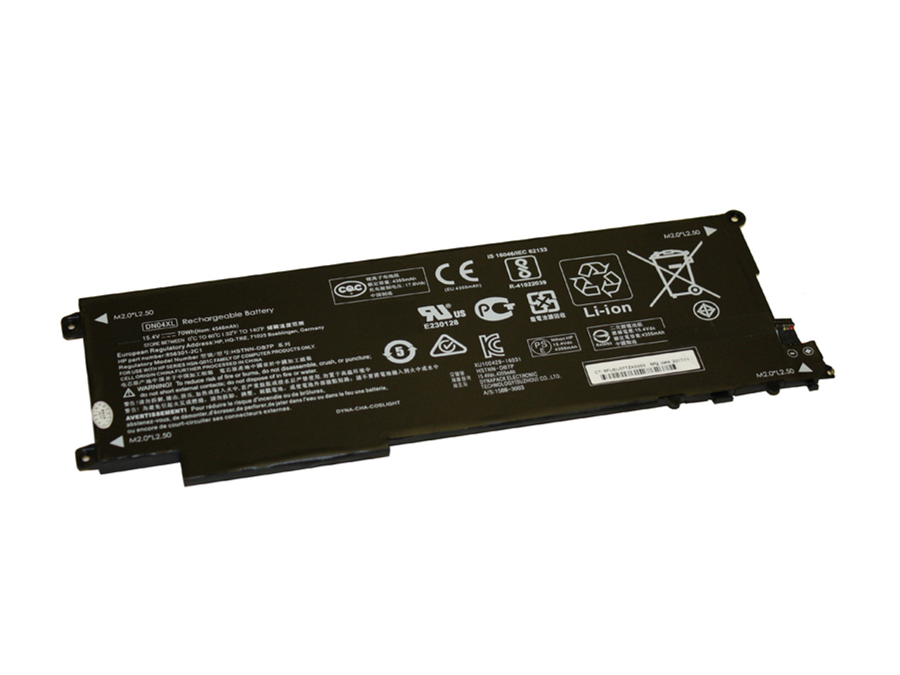 Replacement  Battery for HP - COMPAQ HP Zbook X2 G4