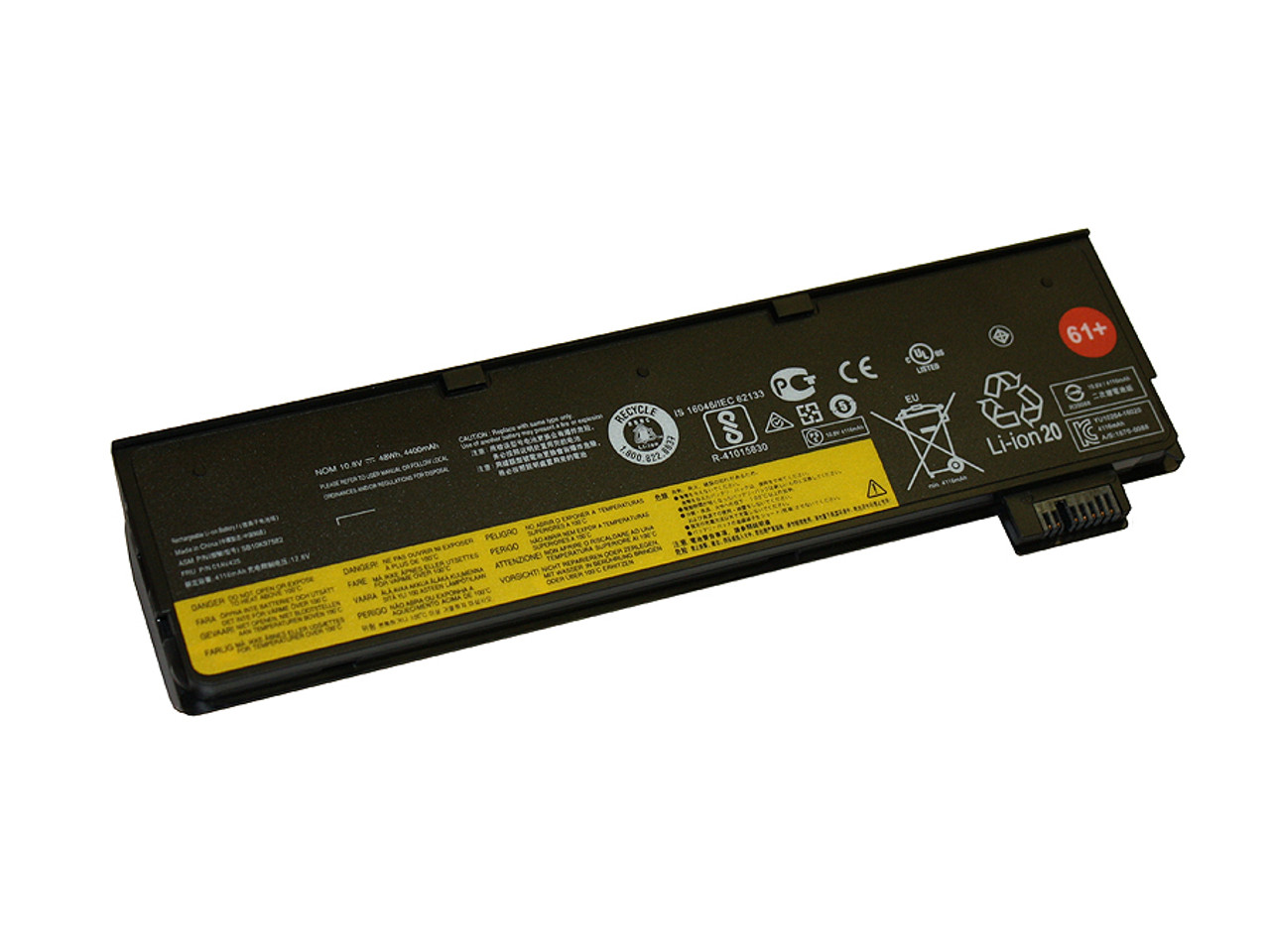 Replacement  Battery for LENOVO Lenovo Thinkpad T470, T570, T480, T580, 25