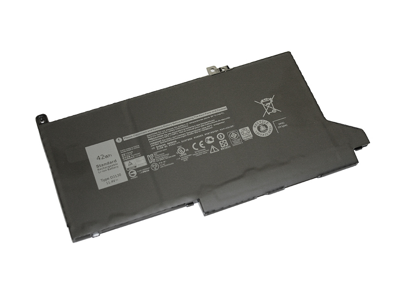 Replacement Battery for Latitude 7480, 7280, 7490, 7390, 7380, 7290