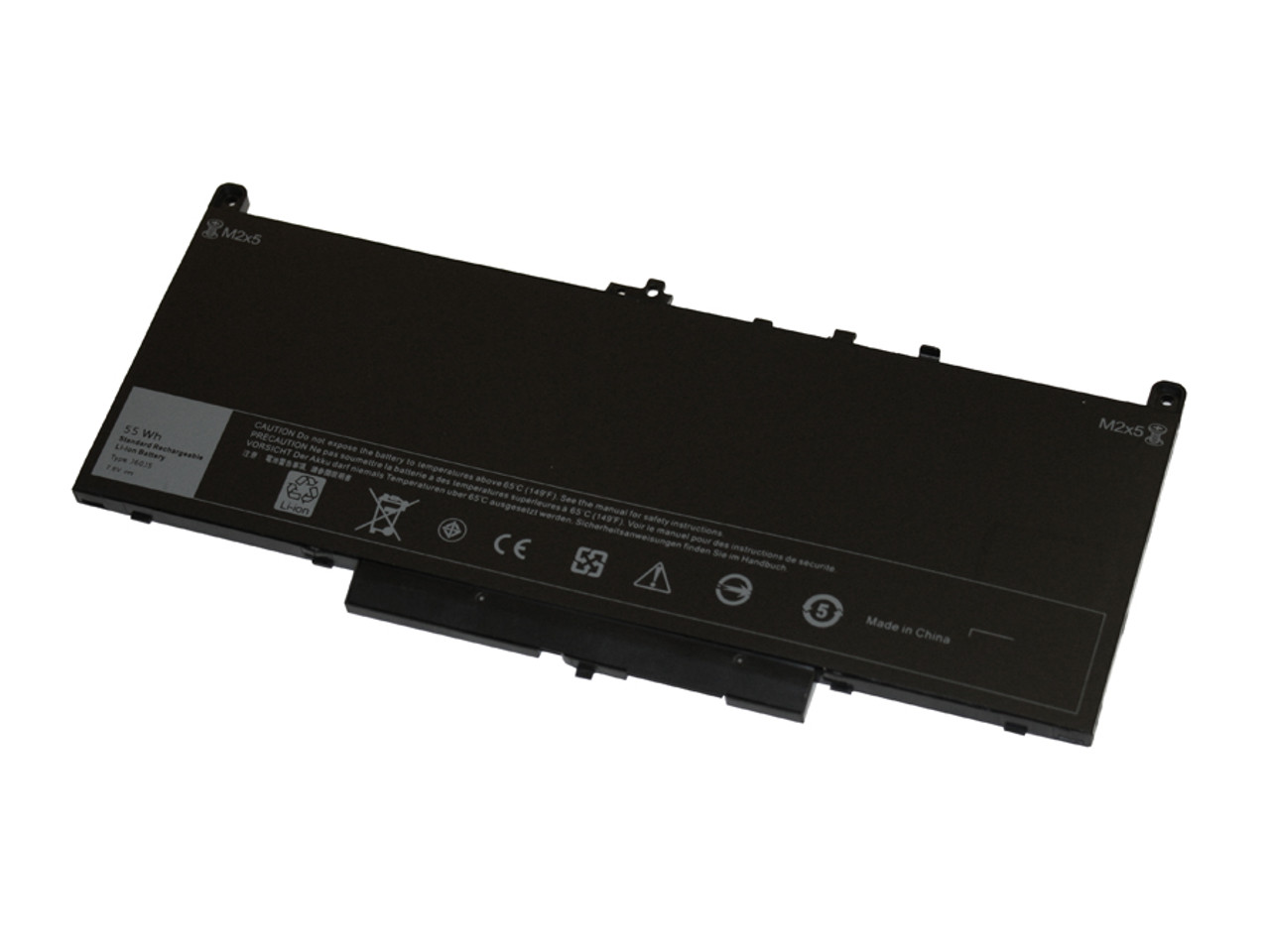 Replacement Battery for Latitude E7270, E7470