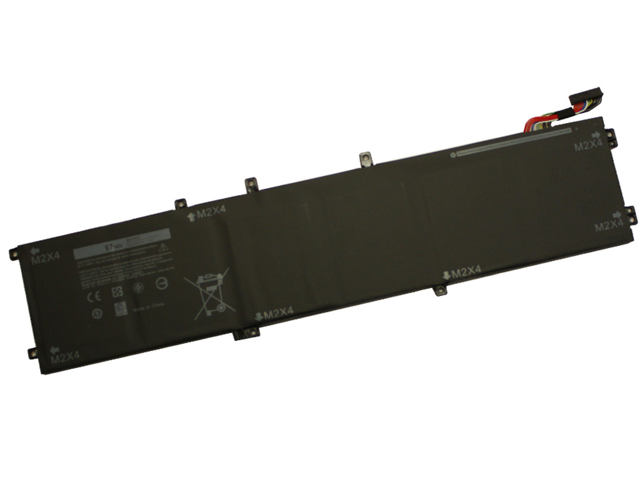 Replacement Battery for Dell Precision / Compatible with 5510 5520, XPS 15 9560 7590 Type 6GTPY GPM03 97WH Laptop Battery