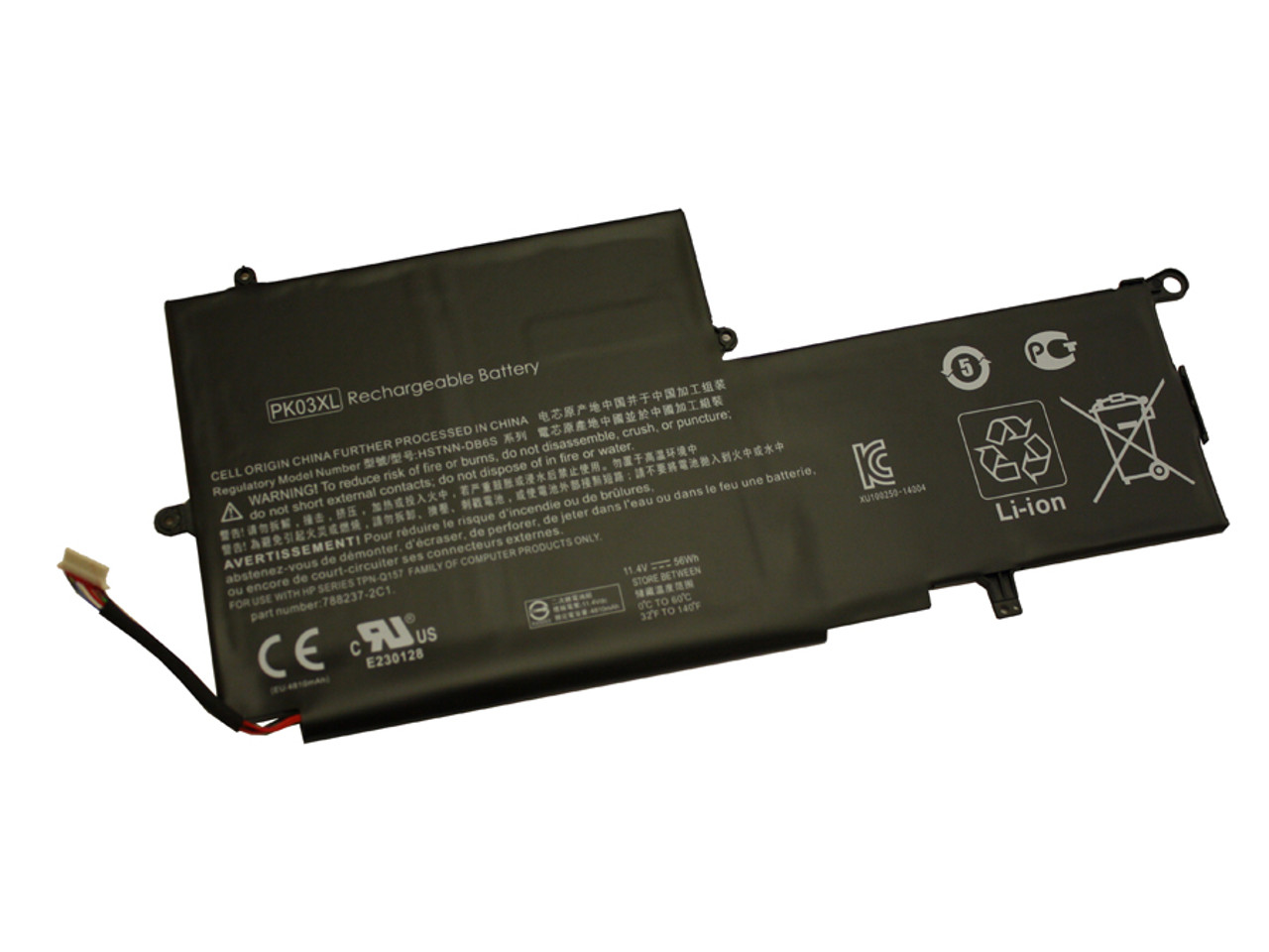 ReplacementBattery for HP Spectre X260 2 in 1