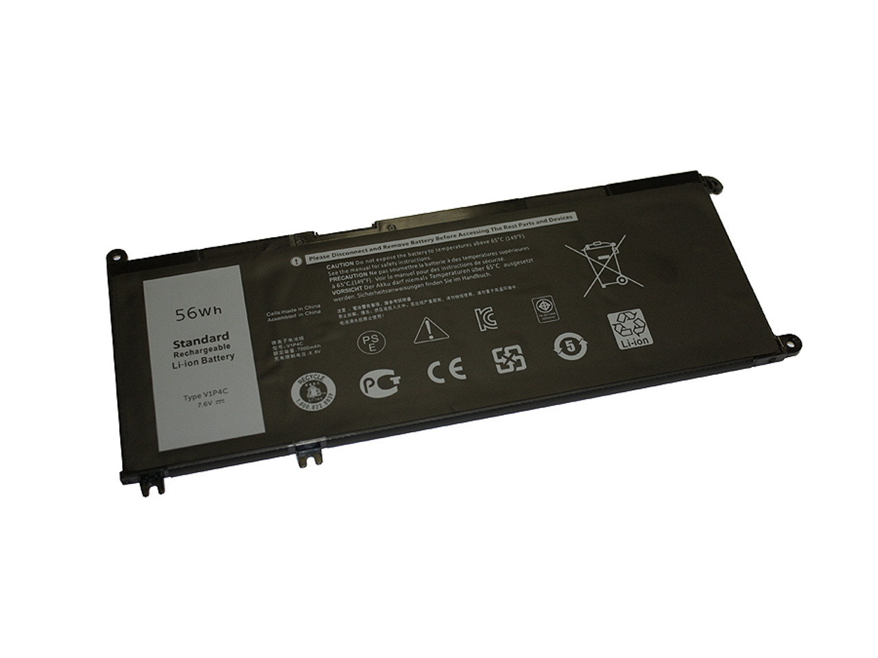 Replacement Battery for Dell Chromebook 13 3380