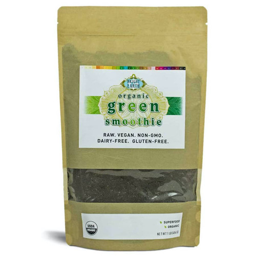 Raw Organic Superfood Green Smoothie Powder 1lb