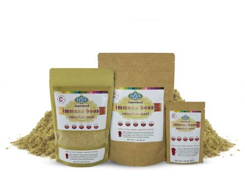 Herbal Superfood Immune Boost - Support, Nourish, Rejuvenate