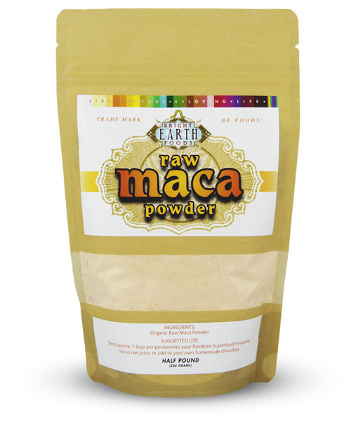 Raw Maca Powder 8oz