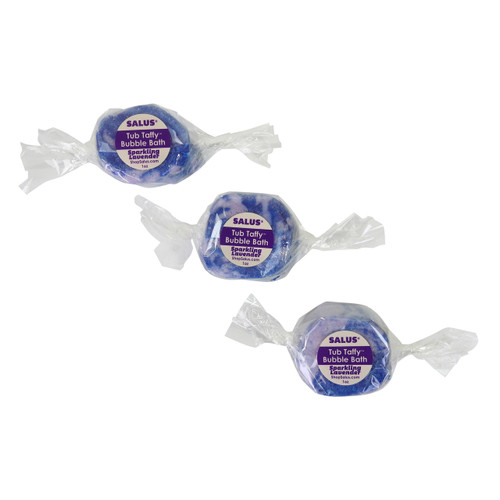 Dip into purple waters with this Tub Taffy and surround yourself with lavender, vanilla, and notes of bubbly champagne.