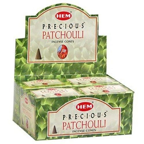 HEM Patchouli Incense Cones