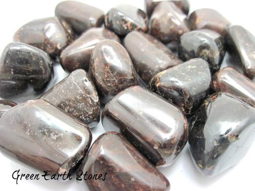 Garnet Tumbled Stone ONE