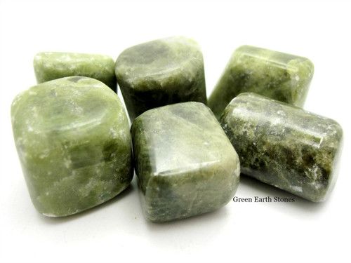 Vezuvianite Tumbled Stone ONE