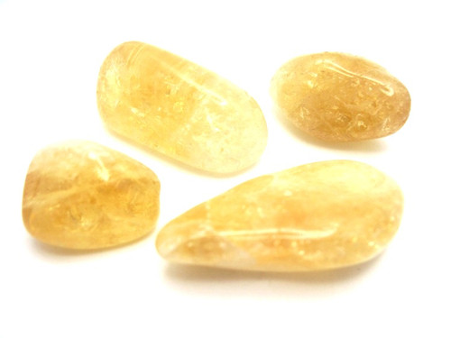 """Citrine is known as the """"feel good"""" stone."""