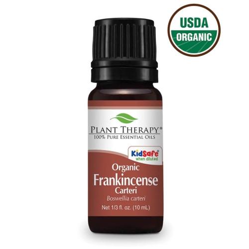 Frankincense carteri Organic Essential Oil 10ml