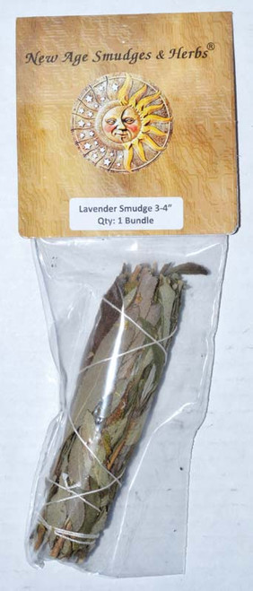 Lavender Smudge Stick