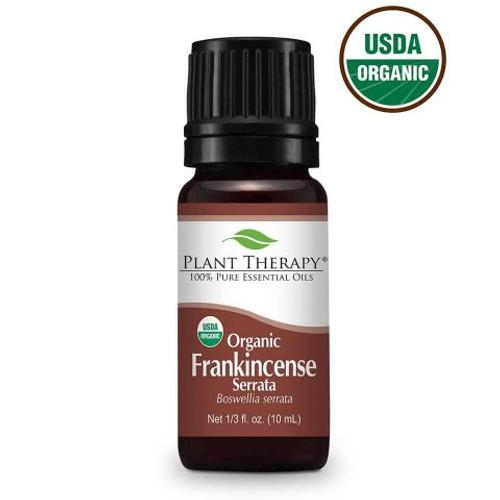 Frankincense serrata Organic Essential Oil 10ml