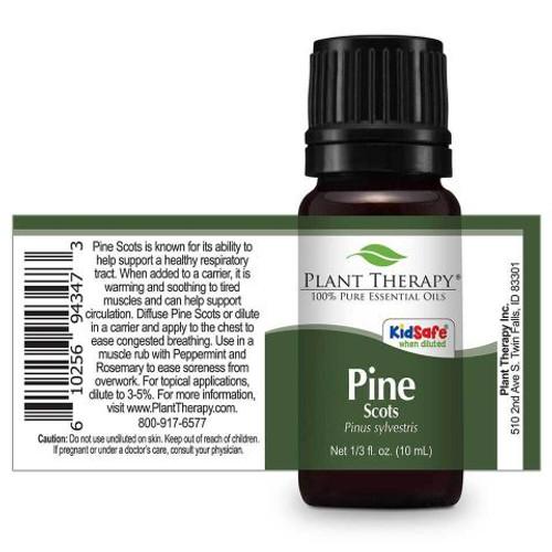 Pine Scots Essential Oil 10ml
