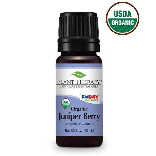 Juniper Berry Organic Essential Oil 10ml