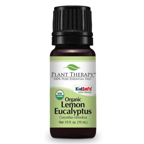 Lemon Eucalyptus Organic Essential Oil 10ml