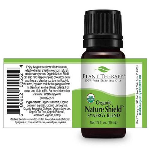 Nature Shield Organic Synergy Blend 10ml