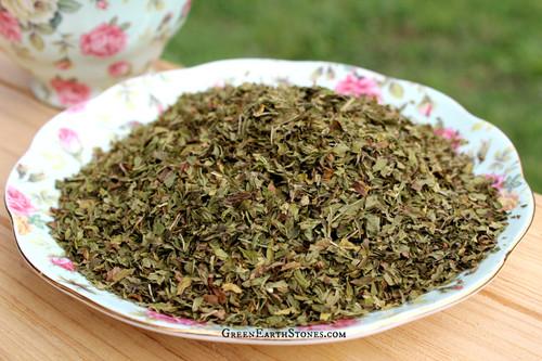 Spearmint & Peppermint Tea