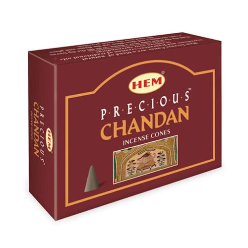 HEM Chandan Incense Cones