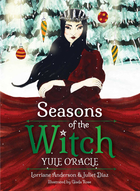 Seasons of the Witch Yule Oracle
