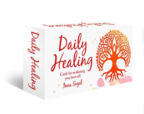 Daily Healing Cards: Cards for Awakening Your Best Self