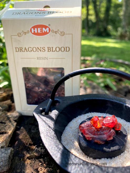 HEM Dragon's Blood Resin Incense