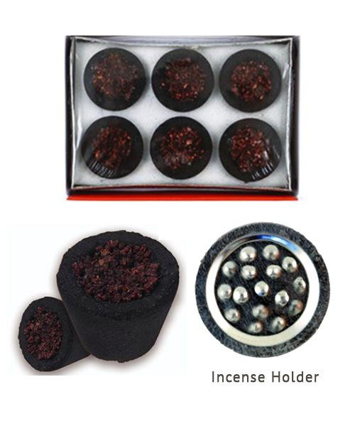 Dragon's Blood Incense Cups