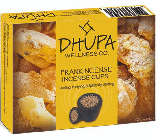 Frankincense Incense Cups