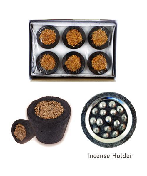 Palo Santo Incense Cups