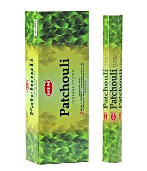 Hem Patchouli Incense 20 sticks