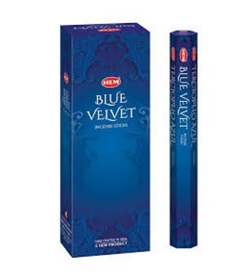 Hem Blue Velvet Incense 20 sticks