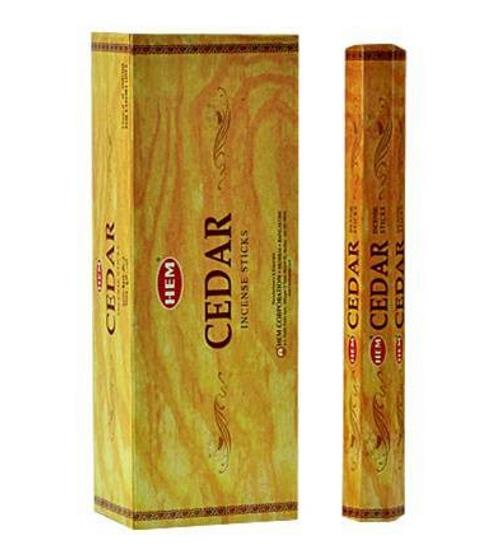 Hem Cedar Incense 20 sticks