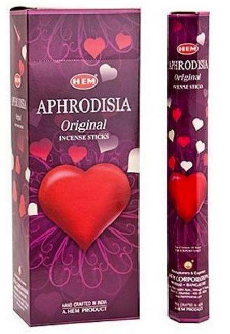 Hem Aphrodesia Incense 20 sticks