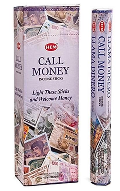 Hem Call Money Incense 20 sticks