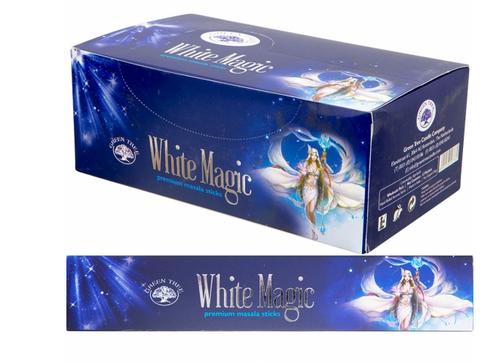 White Magic Incense Sticks