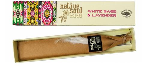 Native Soul White Sage & Lavender