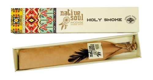 Native Soul Holy Smoke