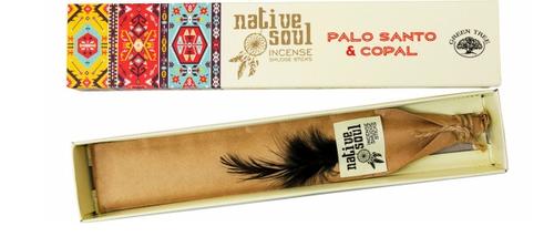 Native Soul Palo Santo & Copal