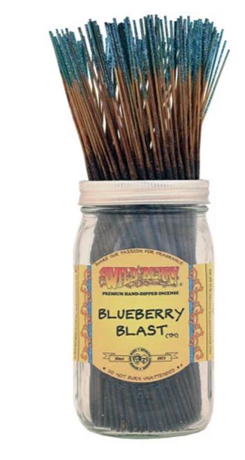Blueberry Blast Incense 15 sticks